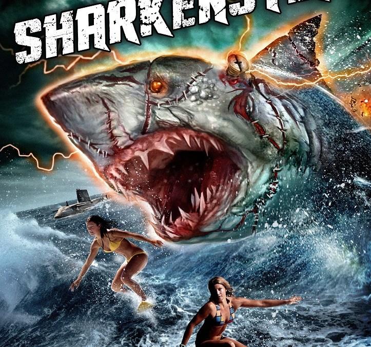 """""""Sharkenstein"""" bekommt endlich einen ganz feinen Trailer"""