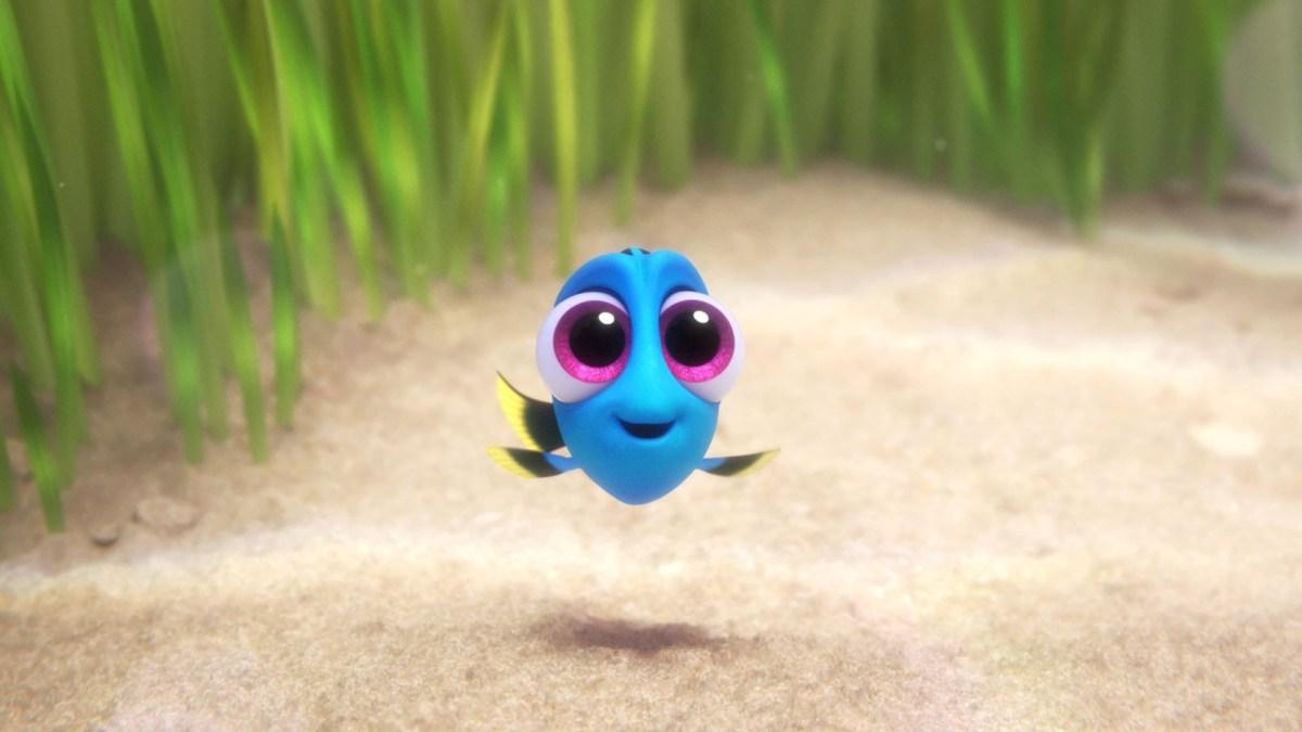 """""""Finding Dory"""": Pixar zeigt uns einen Clip mit Baby-Dory"""