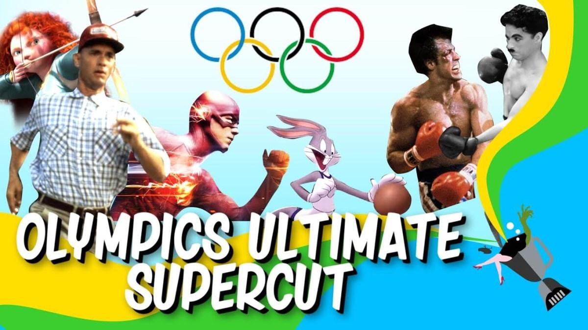 Ein sportlicher Film-Supercut soll uns für die olympischen Spiele begeistern