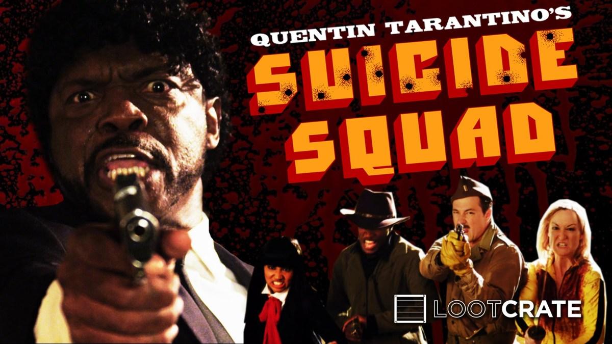 """Quentin Tarantino's """"SUICIDE SQUAD"""""""
