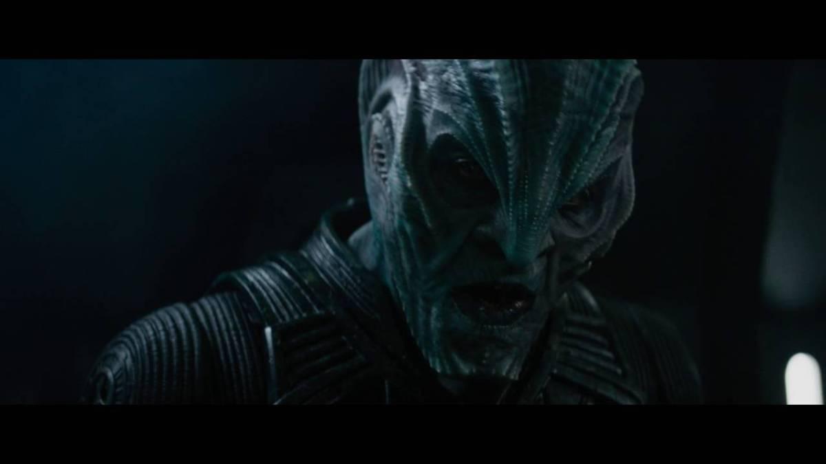 """Star Trek Beyond"": Eine kurze Featurette bringt uns Krall, den Schurken des Films, näher"