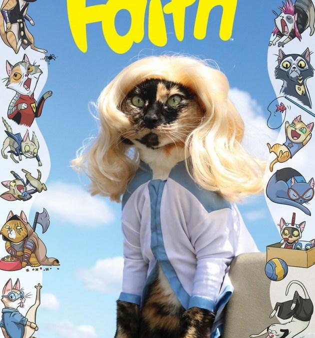 Im Dezember bringt der Comic-Publisher Valiant Katzen-Cosplay-Variants heraus!