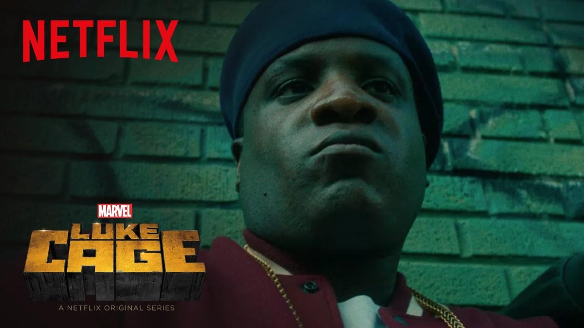 """In der Netflix-Serie """"Luke Cage"""" wird wohl vor allem die Musik eine Rolle spielen"""
