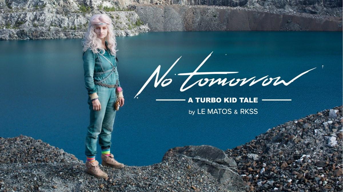 """""""No Tomorrow"""" von Le Matos feat. PAWWS ist das Prequel-Musik-Video zu """"Turbo Kid"""""""
