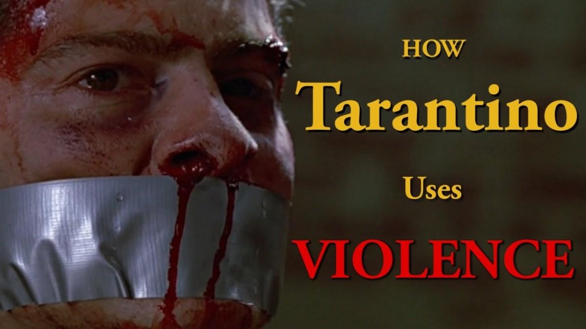 Ein Essay über die Gewalt in den Filmen von Quentin Tarantino (NSFW)