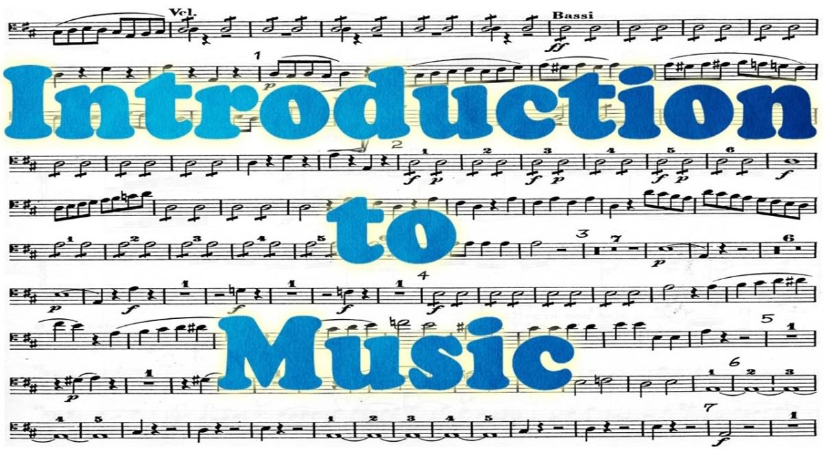 Eine spaßige Einführung in die Grundlagen der Musik