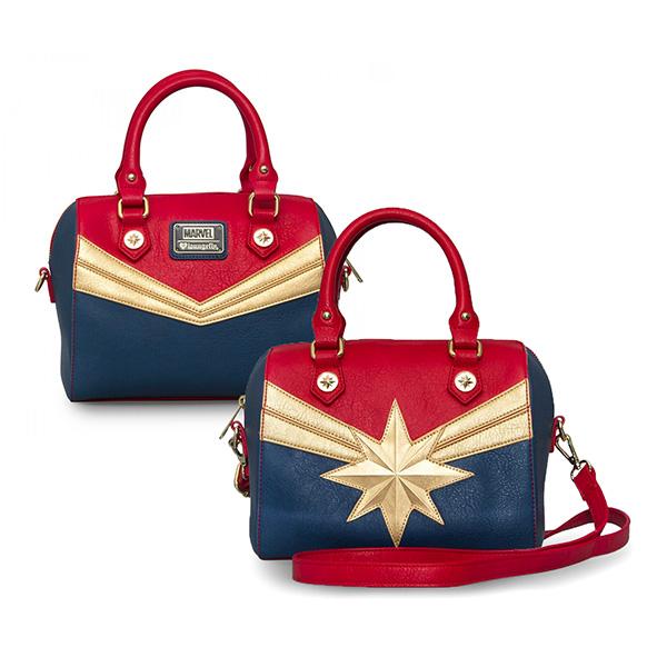 """Hallo Ladies: Marvel hat es tatsächlich geschafft, eine sehr coole """"Captain Marvel""""-Handtasche zu gestalten"""