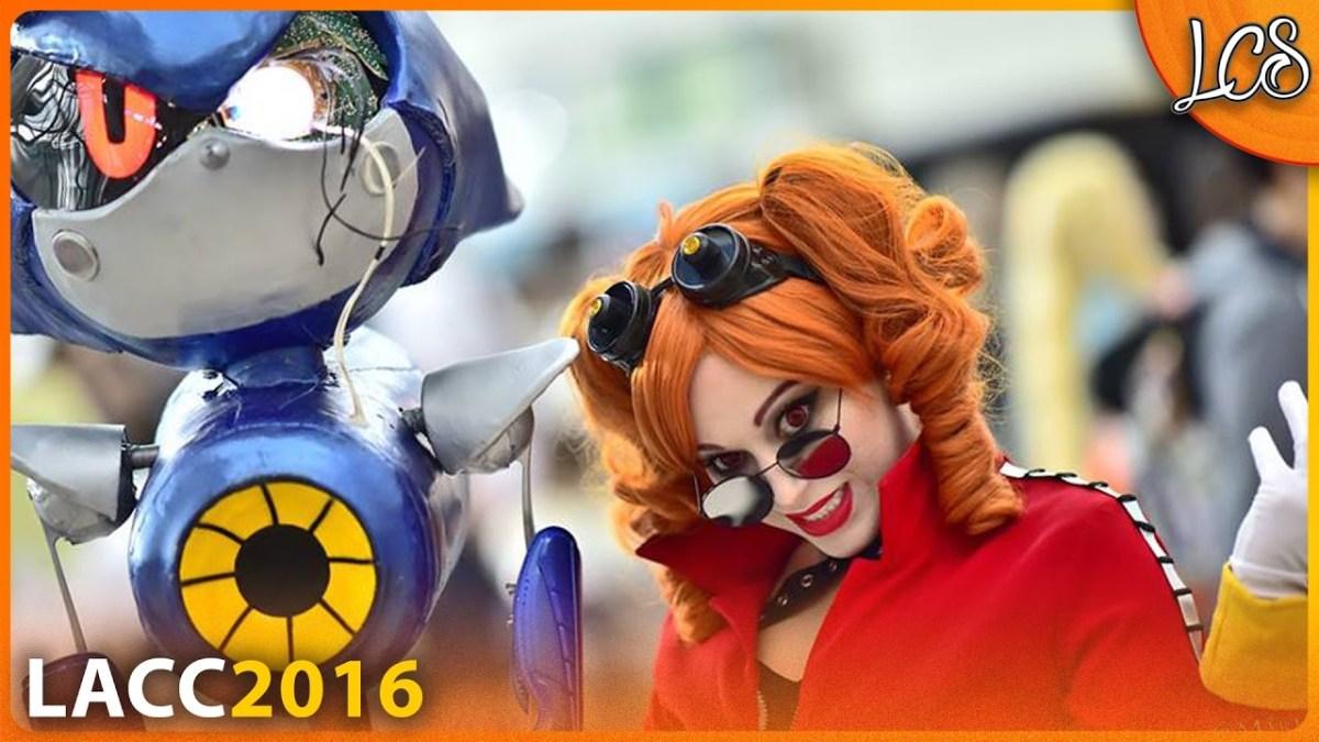 Das Cosplay Musik Video von der Los Angeles Comic Con 2016