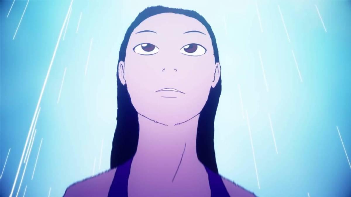 """Eine sportlich dynamische Animation verrät uns: """"Game is never over"""""""