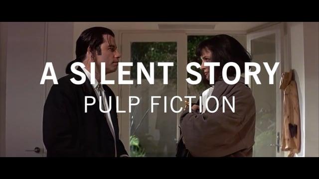 """""""Pulp Fiction"""" ohne die ganzen nervigen Dialoge"""