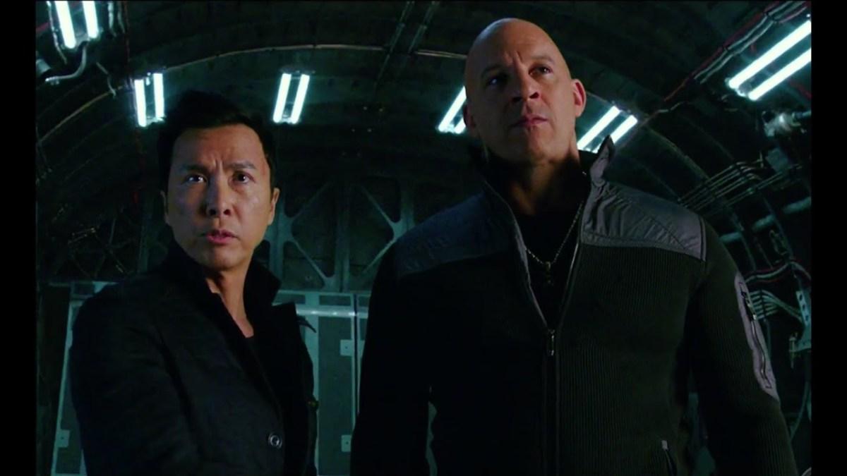 """""""xXx: The Return of Xander Cage"""" zeigt uns genau die absurde Action, die wir immer mochten"""