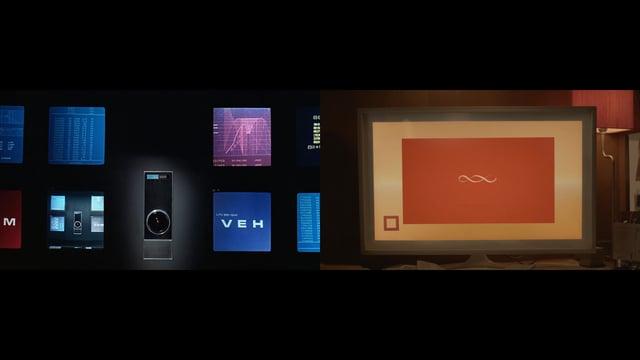 """HAL aus """"2001: A Space Odyssey"""" und Samantha aus """"Her"""" im Gespräch über Emotionen"""