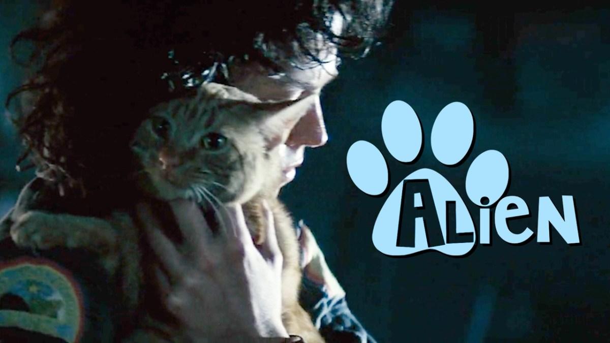 """""""Alien"""" als seichte Comedy mit Katze"""