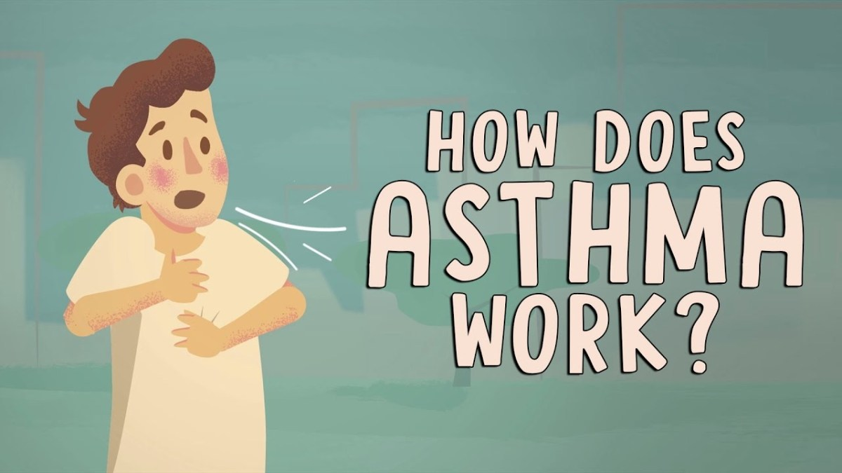 Ein TED Talk erklärt uns, wie eigentlich Asthma funktioniert