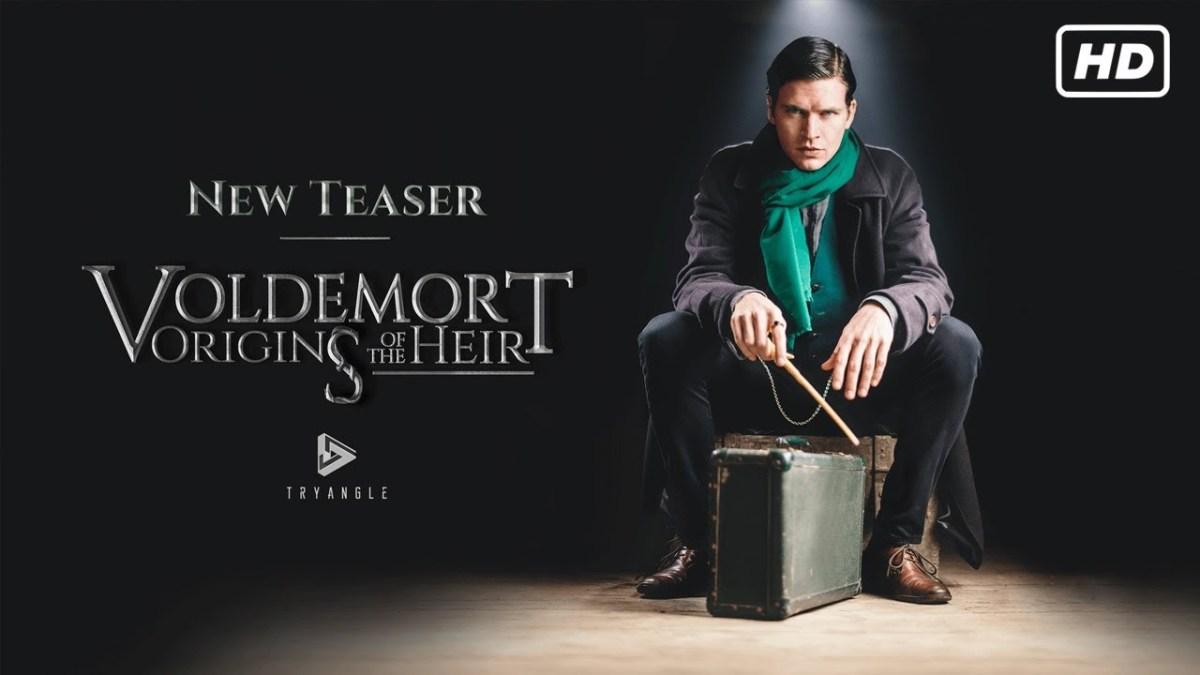 """Voldemort: Origins of the Heir"" – der erste Teaser zum High-Budget-Fanfilm im ""Harry Potter""-Universum"
