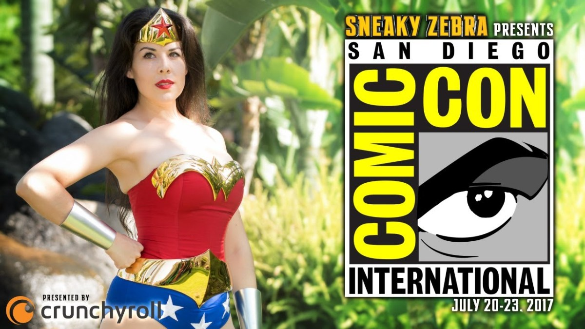 Das Cosplay Musik Video von der San Diego Comic Con 2017