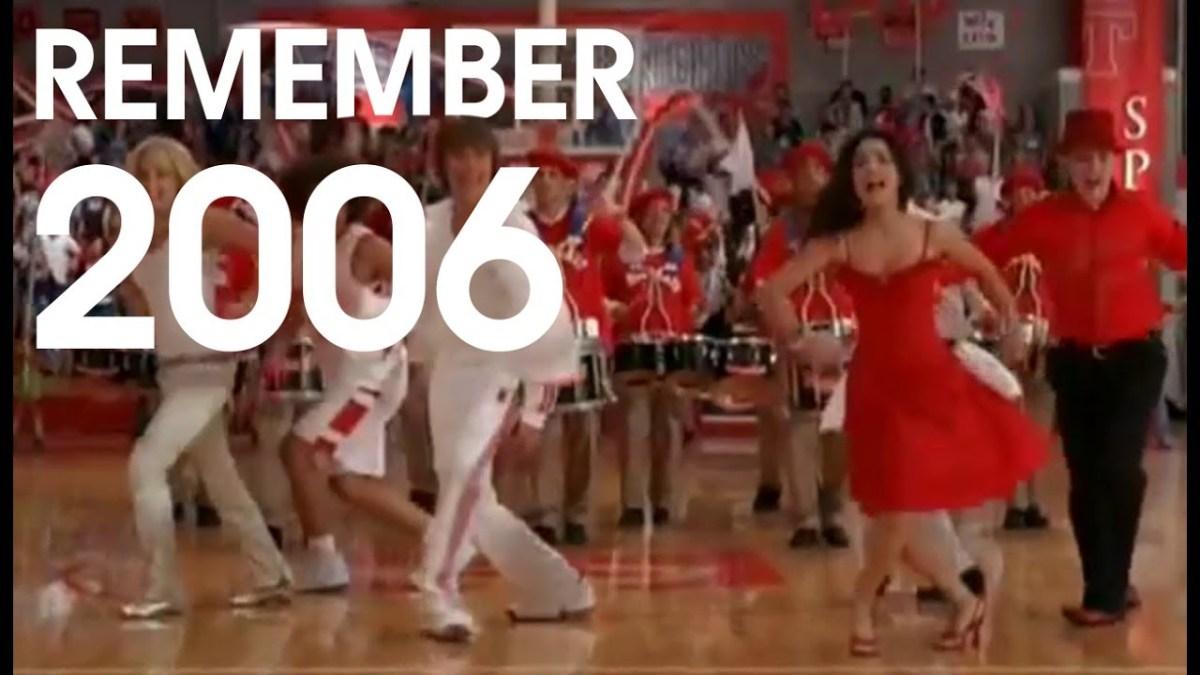 Erinnert ihr euch noch an das Jahr 2006? Wollt ihr euch überhaupt an das Jahr 2006 erinnern?