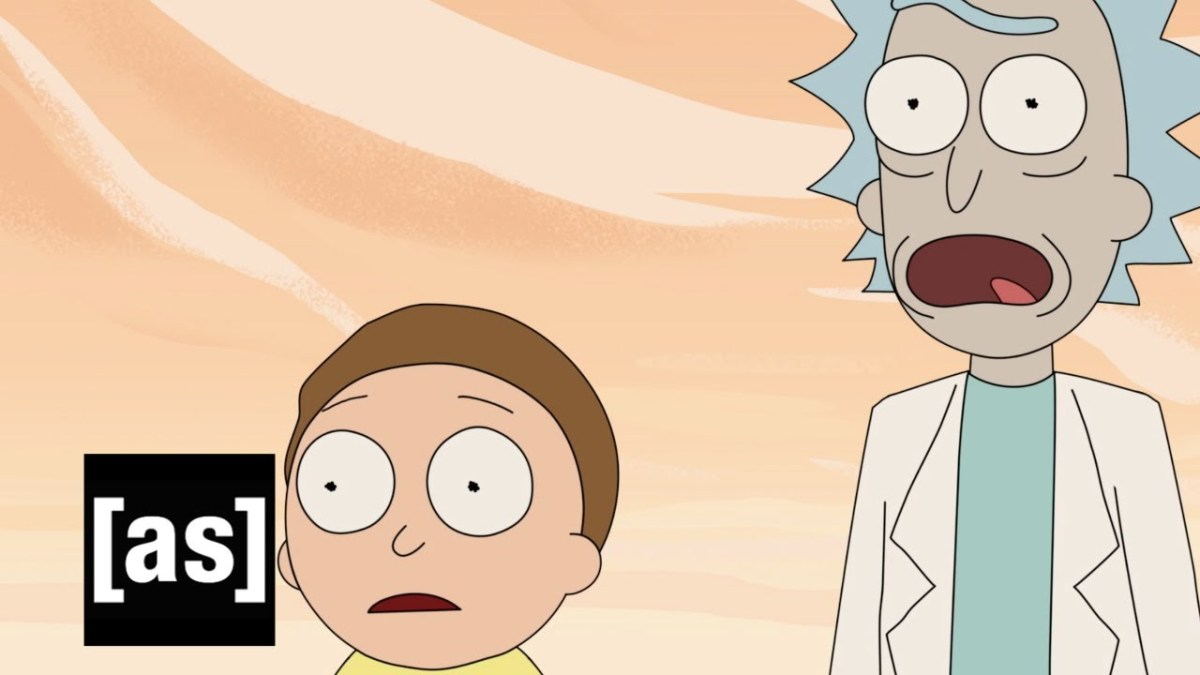 """Rick and Morty"", der Trailer zur 3. Staffel, Wubba lubba dub dub!"
