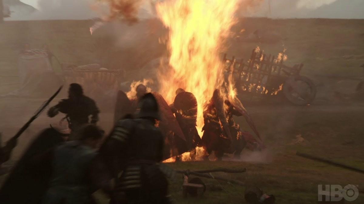 """""""Game of Thrones"""": Ein Blick hinter die Kulissen dieser tollen Szene aus S07E04 (FUCK YEAH DRAGONS!) #Spoiler"""
