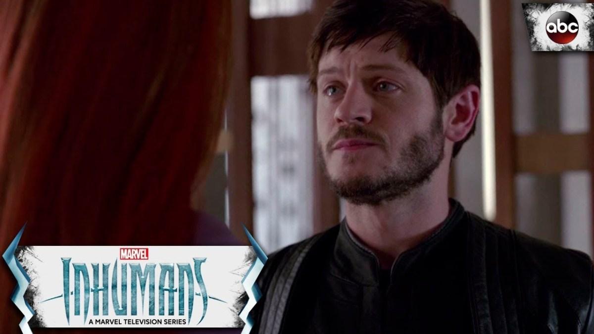 """In einem ersten Clip zur TV-Serie """"Inhumans"""" zeigt uns Medusa, was sie mit ihren Haaren anstellen kann"""