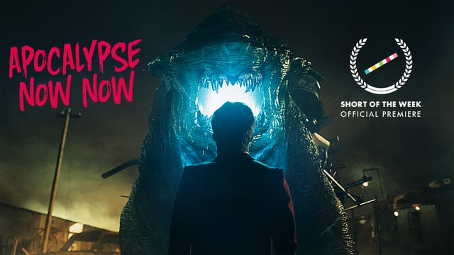 """Der Kurzfilm """"Apocalypse Now Now"""" zeigt uns eine abgefuckte Welt voller Monster"""