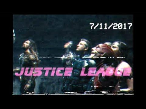 """Der Trailer zu """"JUSTICE LEAGUE, aber auf VHS"""