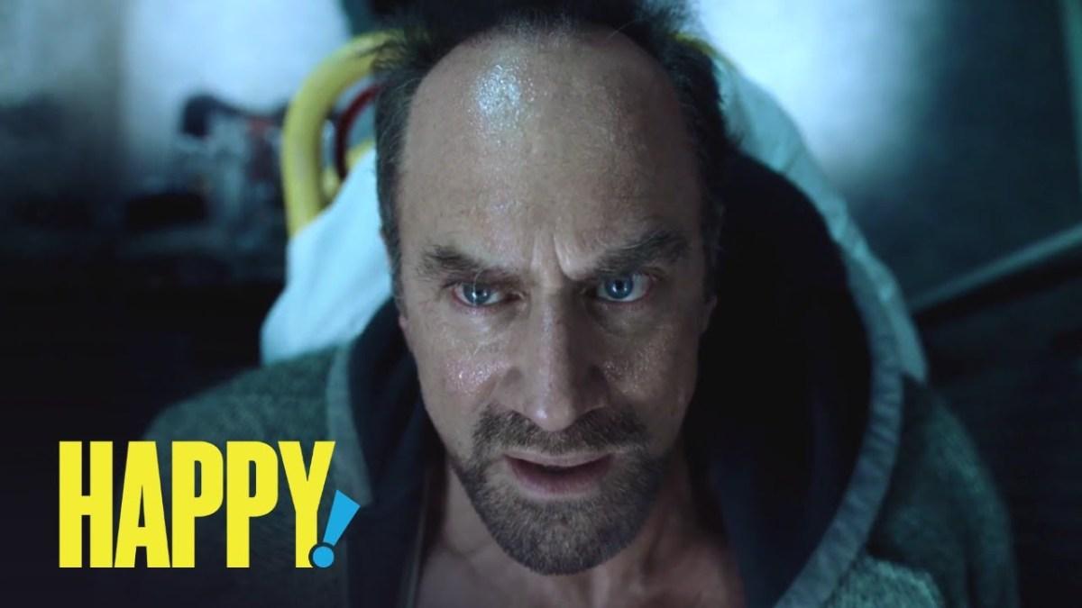 """Die Serie """"HAPPY!"""" hat einen tollen, vielversprechenden TV-Spot"""