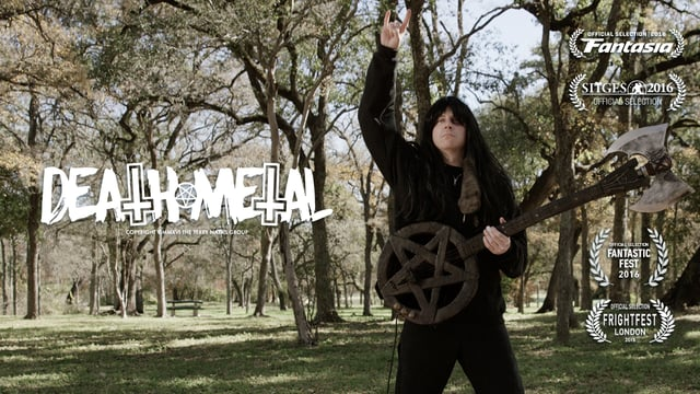 """Im Kurzfilm """"Death Metal"""" spielt neben Death auch Metal eine Rolle (NSFW: Blood, Gore)"""