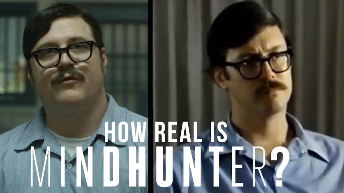 """Wie gut Ed Kemper in der Netflix-Serie """"Mindhunter"""" dargestellt wurde, erkennt man erst nach diesem Video"""