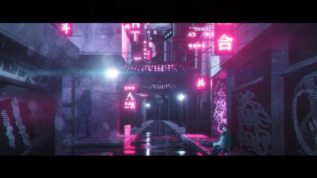 """Der animierte Kurzfilm """"7TH AEON"""" zeigt uns trotz Technologie eine eher unsoziale Zukunft"""