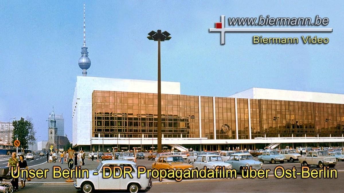 … und dann war da ja noch ein Film über Ost-Berlin in den 70ern