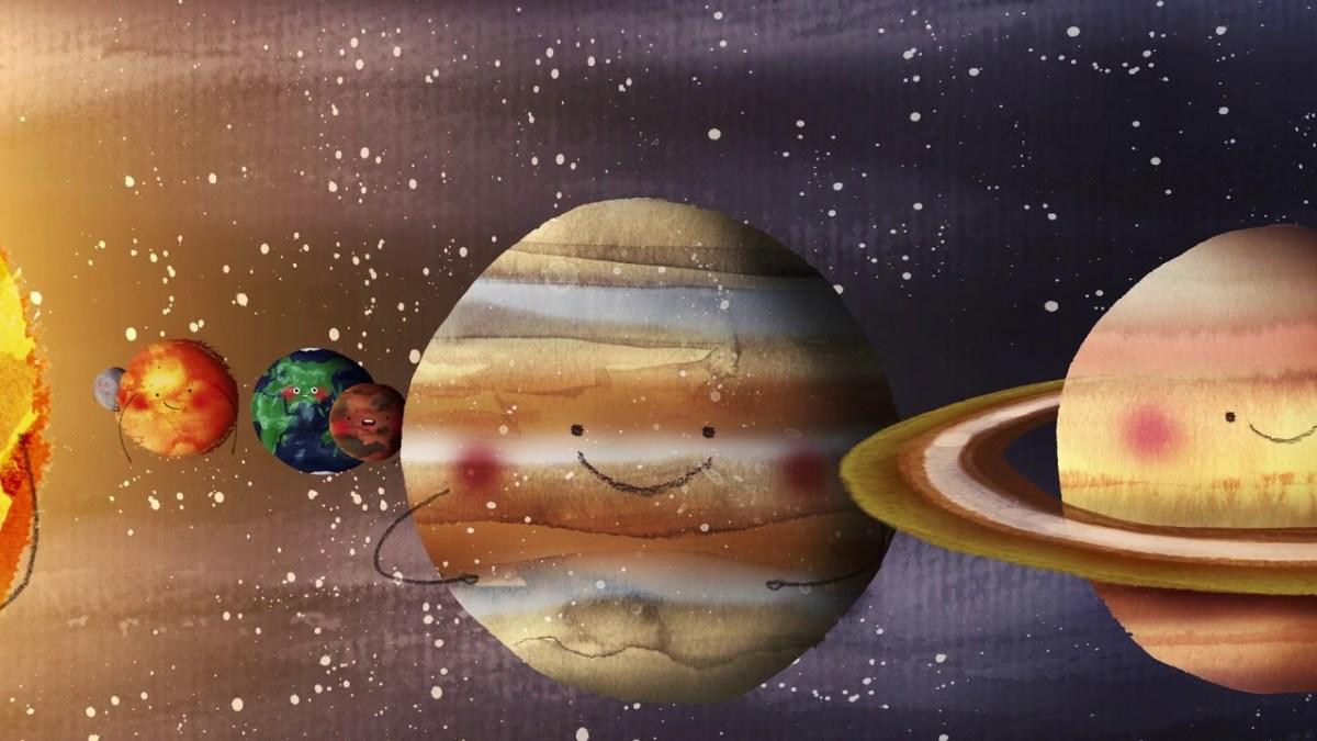 The Space Song – ein sehr informatives Lied über die Planeten unseres Sonnensystems
