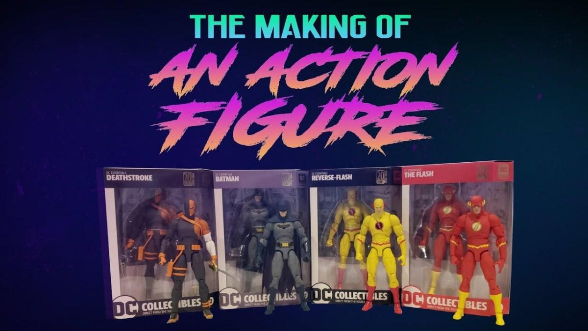Wie konventionelle Actionfiguren hergestellt werden
