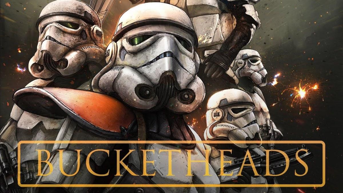 """Der Kurzfilm """"Bucketheads: A Star Wars Story"""" zeigt uns die menschliche Seite der Stormtrooper"""