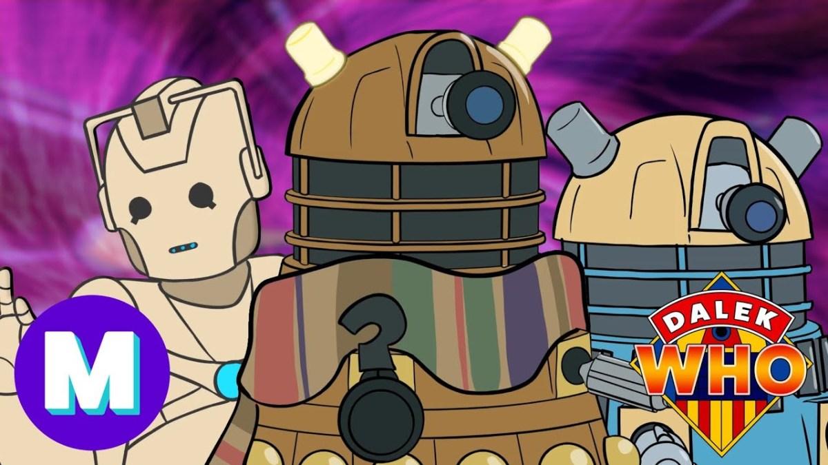DALEK WHO – Wenn der Doctor ein Dalek wäre