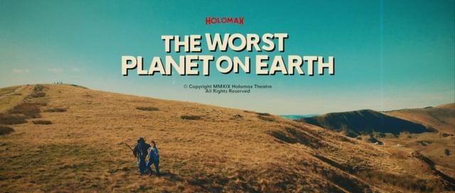 """""""The Worst Planet on Earth"""" ist ein von Sam Raimi produzierter Kurzfilm mit nur ein bisschen Blut"""