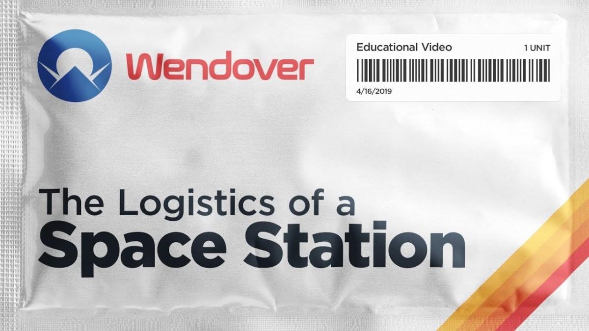 Von den logistischen Herausforderungen die ISS zu beliefern