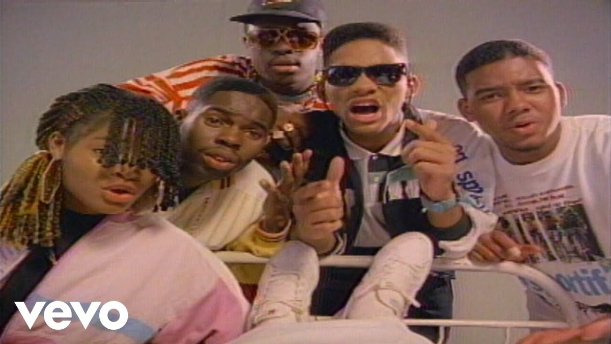 "DJ Jazzy Jeff und The Fresh Prince rappen über ""A Nightmare on Elmstreet"""
