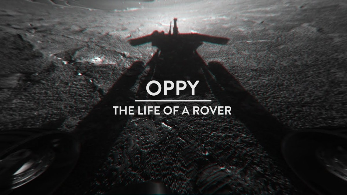 """""""OPPY: The Life of a Rover"""""""