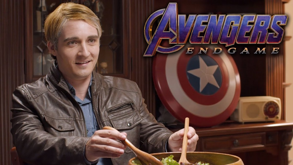 "Captain Americas Leben nach ""Avengers: Endgame"""