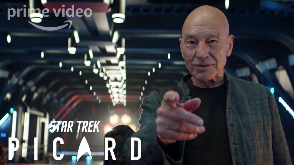 """""""Star Trek: Picard"""" – Ich wollte ja voll gerne noch über den Trailer reden!"""