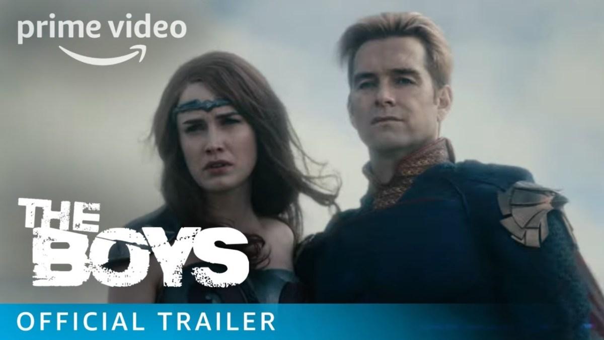 """Der finale Trailer von """"The Boys"""" ist so gut!"""