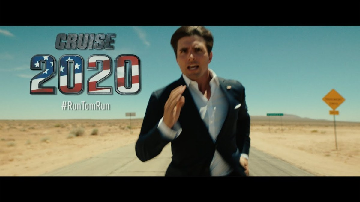 TOM CRUISE 2020