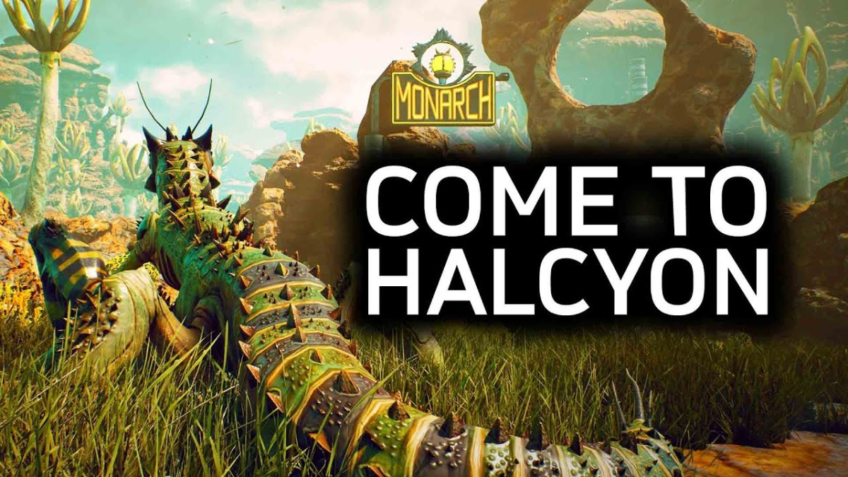 """The Outer Worlds"": Come to Halcyon!"