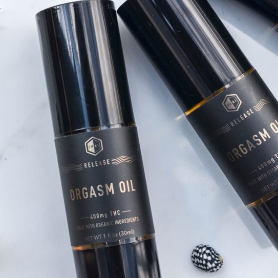 Buy Orgasm Oil by OMNI here