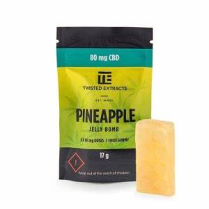 Buy TE CBD Pineapple jelly