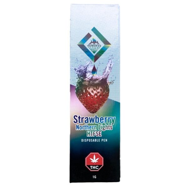 Diamond Concentrates Strawberry buy HTFSE Disposable Dab Pen