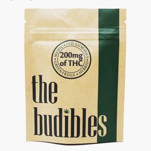 The Budibles – Green Frogs (200mg)
