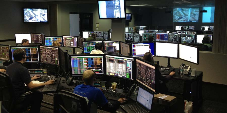Control System Training