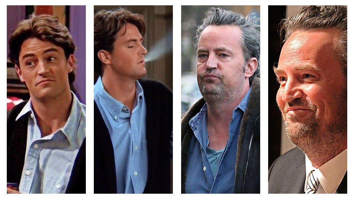 Sarcastic, Funny and a Raging Addict – The story of Matthew Perry